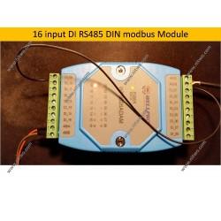 16DI  Module 16 DI RS485 Modbus