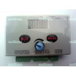40-200Khz Pulse Generator for step motor