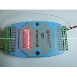 8 IO RS485 Modbus Module 500mA NPN MOSFET Output